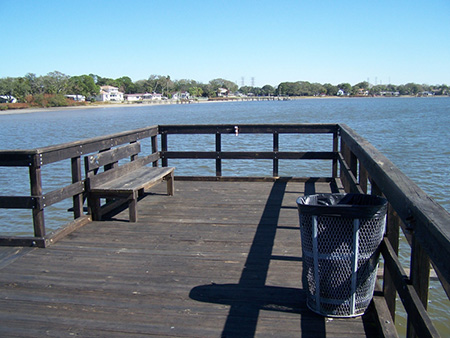 Fishing piers r e olds park for City fish oldsmar