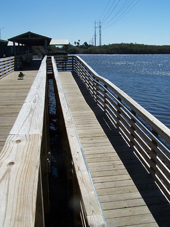 Williams park fishing pier riverview fl for Tampa fishing piers