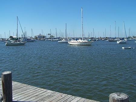 Davis Island Seaplane Basin Park