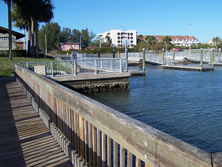 Fishing piers park blvd boat ramp for Tampa fishing piers